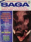 Saga Magazine (1950 2nd Series) Vol. 37 #4