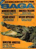 Saga Magazine (1950 2nd Series) Vol. 38 #2