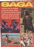Saga Magazine (1950 2nd Series) Vol. 40 #6