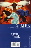 Civil War X-Men (2006) 4