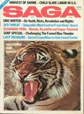 Saga Magazine (1950 2nd Series) Vol. 43 #1