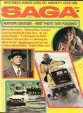 Saga Magazine (1950 2nd Series) Vol. 45 #5