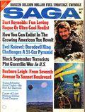 Saga Magazine (1950 2nd Series) Vol. 46 #5