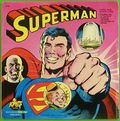 Superman Book and Record Set (1975) Peter Pan/Power Records 8169