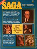 Saga Magazine (1950 2nd Series) Vol. 49 #1