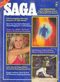 Saga Magazine (1950 2nd Series) Vol. 50 #1