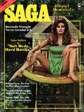 Saga Magazine (1950 2nd Series) Vol. 50 #5