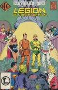 Legion of Super-Heroes Index (1986) Official 3