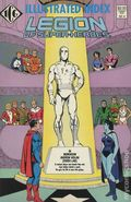 Legion of Super-Heroes Index (1986) Official 4