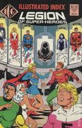 Legion of Super-Heroes Index (1986) Official 5