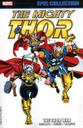 Thor The Thor War TPB (2020 Marvel) Epic Collection 1-1ST
