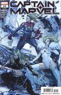 Captain Marvel (2018 11th Series) 24A