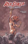 Red Sonja Price of Blood (2020 Dynamite) 1C