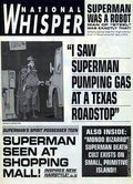 National Whisper (1993 DC) Death of Superman Special 1