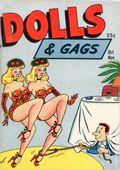 Dolls & Gags (1962-1963 Headline Publications) Digest Vol. 1 #1