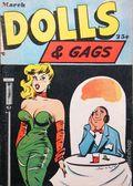 Dolls & Gags (1962-1963 Headline Publications) Digest Vol. 1 #3