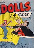 Dolls & Gags (1962-1963 Headline Publications) Digest Vol. 1 #4
