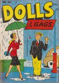 Dolls & Gags (1962-1963 Headline Publications) Digest Vol. 1 #5