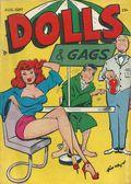 Dolls & Gags (1962-1963 Headline Publications) Digest Vol. 1 #6