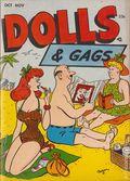 Dolls & Gags (1962-1963 Headline Publications) Digest Vol. 1 #7