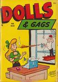 Dolls & Gags (1962-1963 Headline Publications) Digest Vol. 1 #9