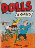 Dolls & Gags (1962-1963 Headline Publications) Digest Vol. 1 #11