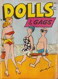 Dolls & Gags (1962-1963 Headline Publications) Digest Vol. 2 #1