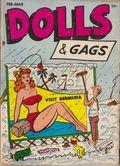 Dolls & Gags (1962-1963 Headline Publications) Digest Vol. 2 #3