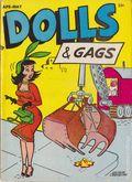 Dolls & Gags (1962-1963 Headline Publications) Digest Vol. 2 #4