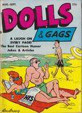 Dolls & Gags (1962-1963 Headline Publications) Digest Vol. 2 #6