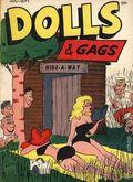 Dolls & Gags (1962-1963 Headline Publications) Digest Vol. 3 #6
