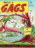 Dolls & Gags (1962-1963 Headline Publications) Digest Vol. 4 #3