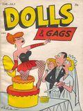 Dolls & Gags (1962-1963 Headline Publications) Digest Vol. 4 #5