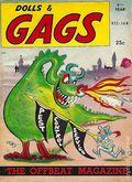 Dolls & Gags (1962-1963 Headline Publications) Digest Vol. 5 #2