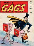 Dolls & Gags (1962-1963 Headline Publications) Digest Vol. 5 #5