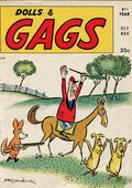 Dolls & Gags (1962-1963 Headline Publications) Digest Vol. 5 #7