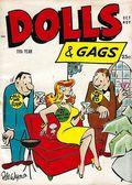 Dolls & Gags (1962-1963 Headline Publications) Digest Vol. 6 #1