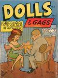 Dolls & Gags (1962-1963 Headline Publications) Digest Vol. 6 #8