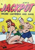 Jackpot (1952 Youthful Magazines) More Cartoons and Gags Vol. 1 #5
