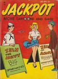 Jackpot (1952 Youthful Magazines) More Cartoons and Gags Vol. 1 #8