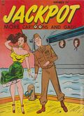 Jackpot (1952 Youthful Magazines) More Cartoons and Gags Vol. 1 #12