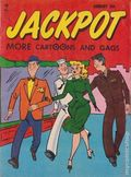 Jackpot (1952 Youthful Magazines) More Cartoons and Gags Vol. 2 #2