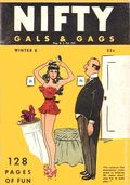 Nifty Gals & Gags (1947-1958 Dearfield Publishing) WINTER 1947