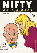 Nifty Gals & Gags (1947-1958 Dearfield Publishing) SPRING 1948