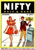 Nifty Gals & Gags (1947-1958 Dearfield Publishing) Nov 1948