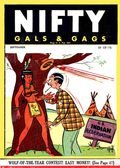 Nifty Gals & Gags (1947-1958 Dearfield Publishing) Sep 1949