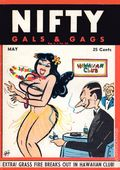 Nifty Gals & Gags (1947-1958 Dearfield Publishing) May 1950