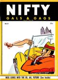 Nifty Gals & Gags (1947-1958 Dearfield Publishing) May 1951