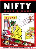 Nifty Gals & Gags (1947-1958 Dearfield Publishing) Nov 1951
