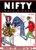 Nifty Gals & Gags (1947-1958 Dearfield Publishing) May 1952